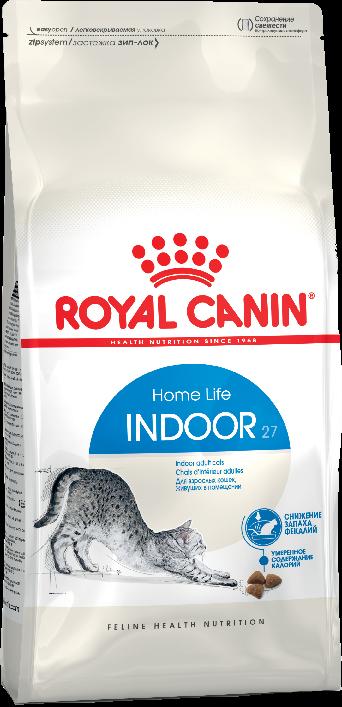 Корм сухой royal canin indoor