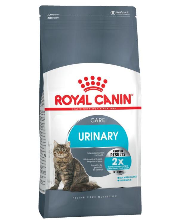 Корм royal canin urinary для котов